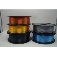 China 0.5kg 1kg 5kg Polylactic Acid 3d Printer Filament wholesale