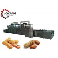 Quality Automic Conveyor Belt Microwave Curing and Baking Equipment Of Peanut for sale