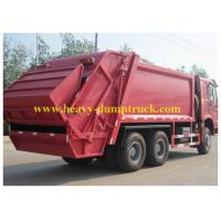 China Sinotruk Howo Congo Sanitation Garbage Truck 266 hp with warranty and spare parts wholesale