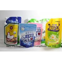 China Stand up Pouch For Liquid Product wholesale