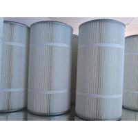 China Air dust filter cartridge for steel plant blower inlet filter dust collector on sale