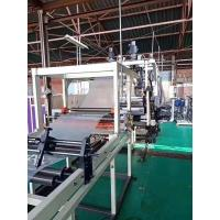 China Transparent Frosted PMMA GPPS APET Plated Extrusion Line PLC Automatic System wholesale