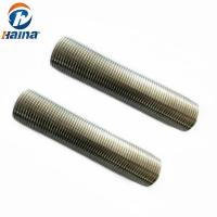 Buy cheap Full threaded rod threaded bar DIN975 Stainless Steel  304 A2-70 from wholesalers