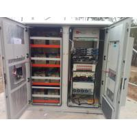 China Telecom Tower Cabinet, Battery Cabinet, With Air Conditioner or Heat Exchanger wholesale