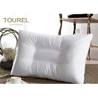 China Memory Foam Hotel Comfort Pillows Queen Size Private Label Bamboo Fiber Pillow wholesale