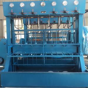 China 3kg 5kg Lpg Cylinder Manufacturing Machines 25mpa Working Pressure 44KW Power wholesale