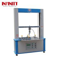 China Material Rubber Tensile Testing Machine , Keyboard Cap Universal Tensile Tester on sale