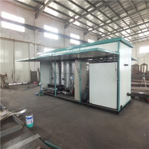 China Continuous Production Cuboid Bitumen Emulsion Plant wholesale