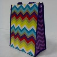 China Durable Non Woven reusable shopping Bag with Laminated for retail wholesale