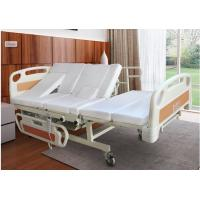 China MD-E39 Nursing Home Beds Movable , Electric Adjustable Beds Various Size wholesale