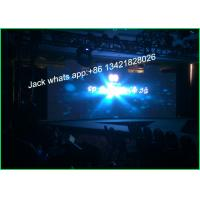 Quality Ultra Thin Large Advertising Stage LED Screen Display Indoor high resolution for sale