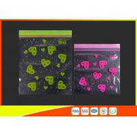 China Waterproof Ldpe Resealable Small Ziplock Bags Colored Lip Printed Customized wholesale