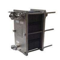 China Vacuum Sanitary Stainless Steel Plate Heat Exchanger Multiple Effect Energy Saving on sale