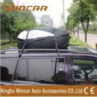 China fireproof Waterproof Roof Top Cargo Bag carriers of 600D polyester oxford wholesale