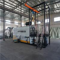 China 5 Tons / Hour Asphalt Melting Equipment , Reliable Asphalt Plant With Patent Drum Turnover Device wholesale