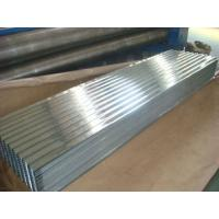 China FULL HARD / SGCC or AS 1397 G550 Galvanized Corrugated Roof Sheets, Roofing Sheet wholesale