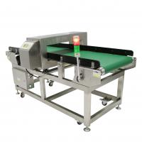 Automation Conveyor Belt Types Stainless Steel Metal Detector System For Food Manufacturing Industry