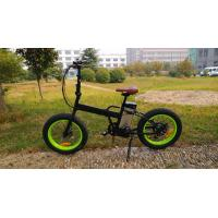 6 - Speed 250W 36V Fat Tyre Electric Bike /  bicycle for beach Samsung Lithium Battery