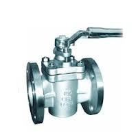 """China Lubricated Plug Valve Cone valve 3 """" With SS316 And Coated Teflon / PTFE For Fluid wholesale"""