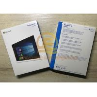 China Windows 10 Home Retail Full Version USB 3.0 64 Bit Original Key Card Inside Activation , Win 10 Home USB on sale