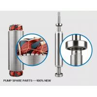 China Durable DC Solar Water Pump Stainless Steel For Drip Irrigation Systems wholesale