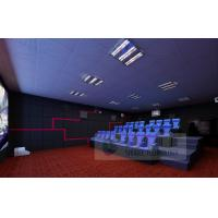 China 4D Movie theater with 4DX ultimate motion effect , 4D cinema special effect , 4d theater locations wholesale
