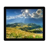 China 15 Inch PCAP Touch Open Frame Lcd Display High Brightness With VGA DVI Input wholesale