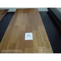 China Finger-Jointed Solid Wood Flooring wholesale