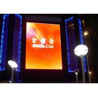 China Advertising Full Color LED Signs,Led TV Display Pitch 6mm IP43 wholesale