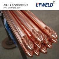 """China Copper Clad Steel Grounding Rod, diameter 14.2mm, 5/8"""". length 1500mm, with UL list wholesale"""