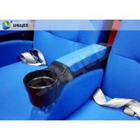 China 80 Seats Big 4D Theater Moving Seats Movie Theater 7.1 Audio System wholesale