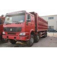 China HOWO 33Tons Dump Truck / dumper truck with parts for Sand stone Transport wholesale