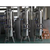 China Electric RO Water Treatment System for Purifying Water , CE ISO Certificate wholesale