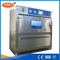 China UV Light Simulation Accelerated Weathering Tester Aging Testing Chamber for Rubber and Plastic wholesale