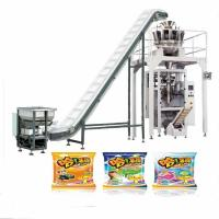 Dry herbal/snack/cookies/Grain VFFS vertial form fill seal machine