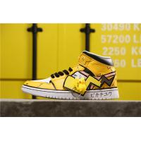 China Unisex Nike Air Jordan 1 Pokemon CLR5123 Nike Sneakers online discount Nike shoes www.apollo-mall.com on sale