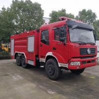 China Dongfeng 6*6  fire engine truck company Fire fighting Truck airport fire truck wholesale