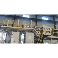 China WJ250-2200 7 ply corrugated cardboard production line with high speed on sale