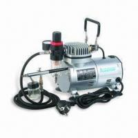China Low-noise Airbrush Compressor for Cosmetic and Spraying wholesale