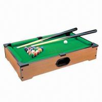 China Pool Table, 51.0 x 31.0 x 10.0cm Box Size wholesale