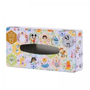 China Tin box for tissue paper,food grade tin, customized tin, decorative tin, metal packaging, tailor-made tin,food grade tin on sale