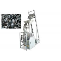 China Quick Speed Sunflower Seeds Packing Machine , Automatic Weighing And Packing Machine wholesale