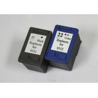 Buy cheap Printers compatible ink cartridge for 21 22 21xl,22xl from wholesalers