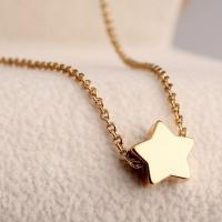 China 2015 New Fashion Star Necklace for Women from Jewelry Factory Direct Wholesale wholesale