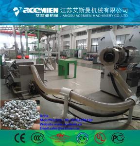 China EPS foam recycling machine pelletizing machine with auto feeding system wholesale