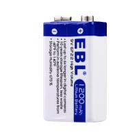 Buy cheap 9 Voltage 1200mah Rechargeable Lithium Ion Battery Eco Friendly Anti Leakage from wholesalers