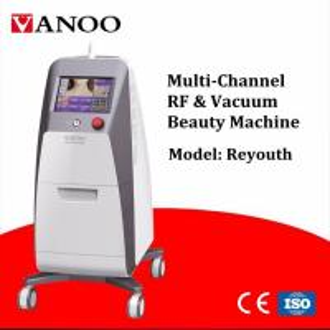 China Rf Vacuum Body Shaper Slimming Machine Fat Removal Body Cavitation Machine wholesale
