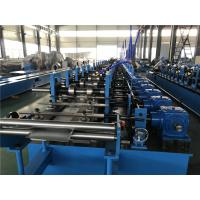 China Sheet Metal Forming Equipment / Top Hat Roll Forming Machine 16 Stations with Rectify wholesale