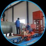 China Discontinuous Filament Winding Machine wholesale