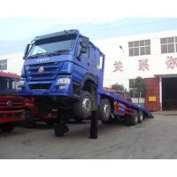 China HOWO Cargo Container Truck / Safety 40 Tons Container Transport Truck ZZ1257M4641V/M wholesale
